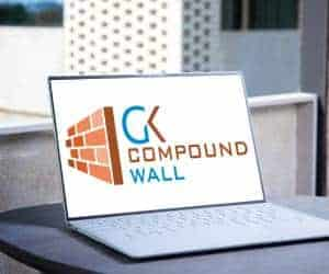 GK Compound Wall